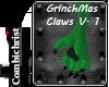 GrinchMas Claws V.1