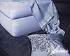 Cozy Winter Pillow Pouf