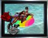 ~Couples Rainbow Floatie