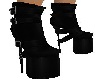 High-Rise Black Boots