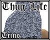 White Thug Life Du Rag