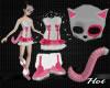 Kid Cat2 Costume Bundle
