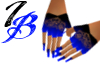 [IB] Lush Blk/Blu