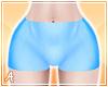 A| Blue Kini Bottom F/A