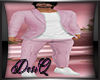 DQ Full Pink Fit M