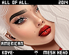|< American Model! MH!