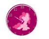 PINKIE PIE CLOCK
