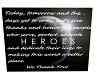Hero Thank You