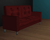 [SM] Red Leather Couch