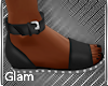 Bam Black Sandals