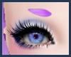 *E Lilac Kawaii Eyebrows