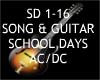 School Days + Guitar ~