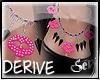 *S Derive Skull Necklace