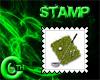 6C Golf Lovers Stamp
