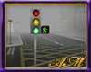 AM~Dead End Traffic Lite