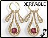 Jewel* Zak Earrings