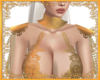 empress gold shoulder