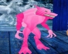 Pink Werewolf