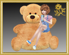 Xtra Gold Teddy Seat