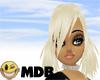 ~MDB~ BLOND TIANA HAIR