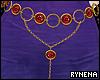 ® Girdle Belt Ruby