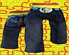 *CA* Dark Blue 2 Shorts