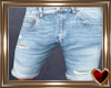 T♥ Ripped Shorts Lite
