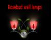 Rosebud Lamps