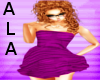 ~A~ KIDS HOTTIE -PURPLE-