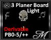 3 Planer Light - Request