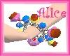 ~A~ Cupcake bracelet
