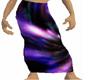 Lightning Kimono Skirt