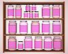Sweet Jar Shelf Mesh