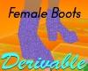 Platform Boots [Dv]