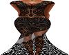 Black Eria Gown GA