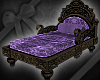 Baroque Lavender Chaise