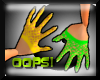 {O}Brazil Gloves