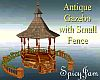 Antiq Gazebo_Small Fence