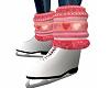scrunch sock tops hearts