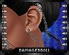 *DD* Succubish Earrings