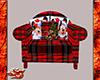 Kids Christmas Chair