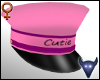 Pink cutie hat (f)