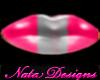 pink robot lipstick