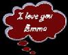 I love You emma