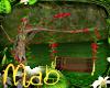 Flowers bench Fairy Tree