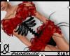 ➢  Roses Skeleton