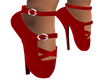 RED BALLET SHOE