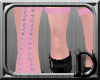[D] Pink Laced Stockings