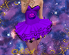 Purple Fantasy  Pumpkin