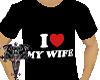 *O*I love my wife Tee